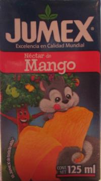 PI jumex mango personaje