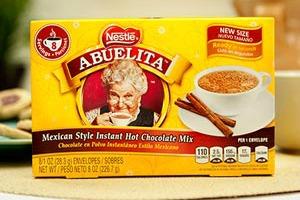 Resultado de imagen para imagen chocolate abuelita