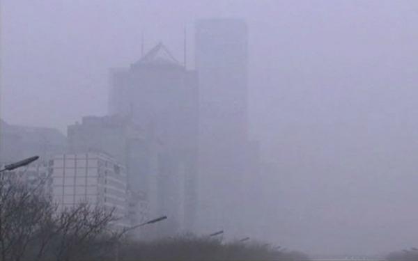 Contingencia ambiental por mala calidad del aire