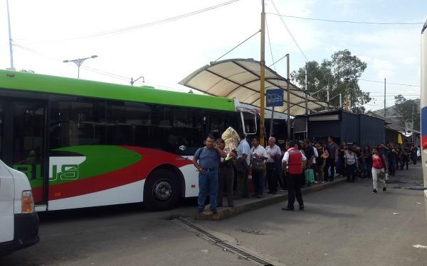 Mexibús Línea 4