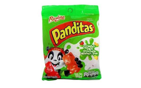 dd9a230bb Panditas, gomitas de grenetina, de Ricolino (115 g, 1 bolsita) - El Poder  del Consumidor