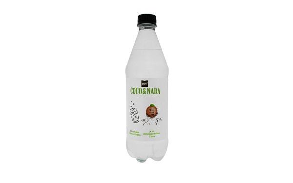 cuantas calorias tiene un vaso de agua de coco natural