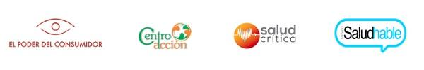 Logotipos de las organizaciones
