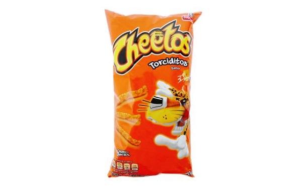 Bolsa de Cheetos torciditos