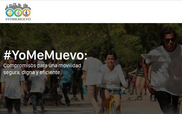 #YoMeMuevo: compromisos para una movilidad segura, digna y eficiente en México