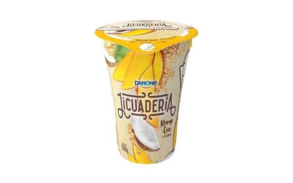Imagen del producto Licuadería sabor mango, coco y avena de Danone