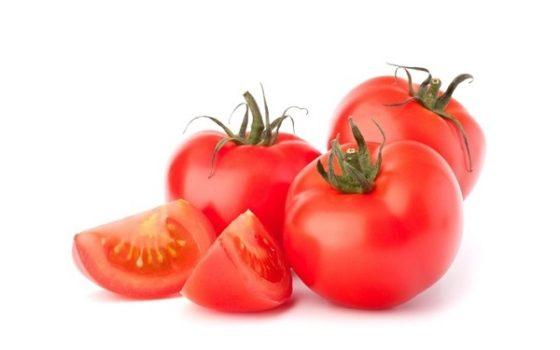 Tomates rojos (o jitomates, como le dicen en el centro de México)