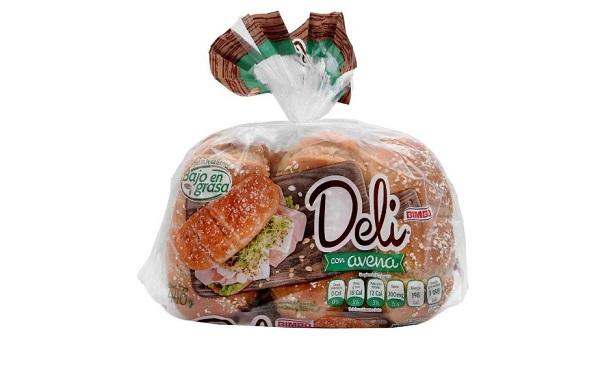 Pan Bimbo baguette Deli con avena Pan Bimbo baguette Deli con avena Pan Bimbo baguette Deli con avena (empaque de 440 gramos)