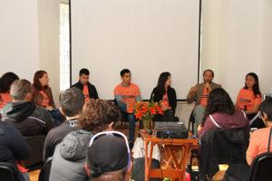 Conferencia de prensa sobre el Desafío Modal 2018 en la Ciudad de México