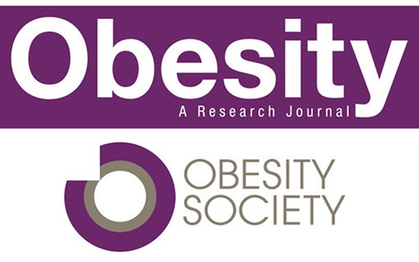 Cabezal de la publicación Obesity, A Research Journal