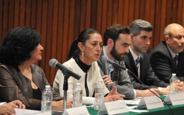 Presentación del Plan estratégico de movilidad de la Ciudad de México 2019 por parte de la nueva administración que gobernará la ciudad
