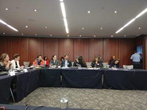 Presentación en Comisiones del Senado de Zonas Metropolitanas, Especial de  Movilidad, así como de Desarrollo Urbano y Ordenación Territorial, de la iniciativa sobre seguridad vial que las organizaciones hemos trabajado