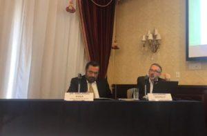 Presentación en conferencia de prensa del informe
