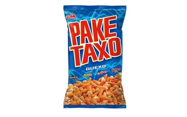 Paketaxo quexo de Sabritas (bolsa de 215 gramos)