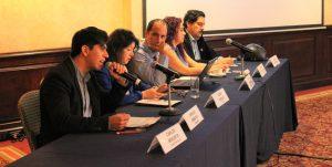 Presentación en conferencia de prensa del Observatorio Ciudadano de Calidad del Aire (OCCA)
