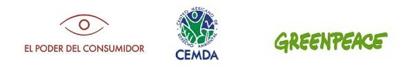 Logos de las organizaciones civiles que suscriben este exhorto