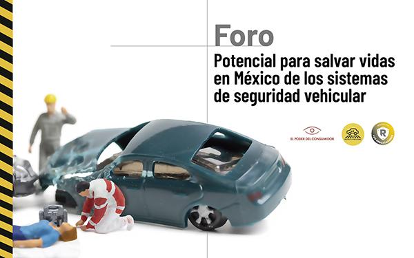 Ilustración de un hecho vial con auto chocado y atención a accidentados