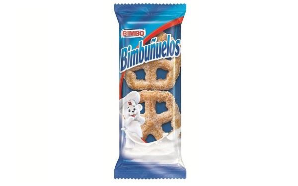Bimbuñuelos Bimbo (empaque con 99 gramos)