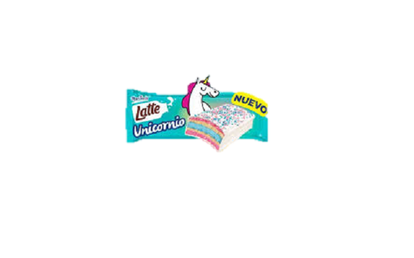 Pastelillo Latte Unicornio de Marinela (40 gramos)