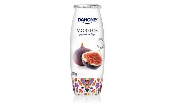 Yogurt de Higo Morelos de Danone (240 gramos)