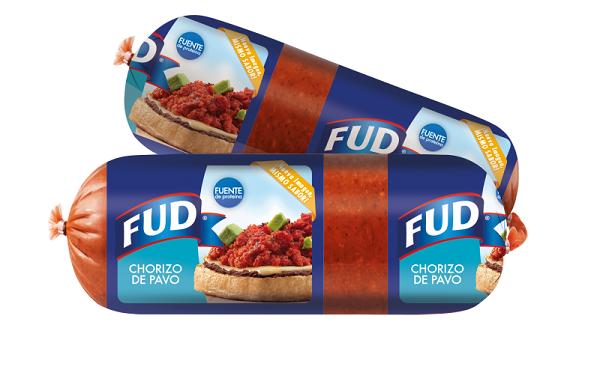 Chorizo de pavo Fud (200 gramos)