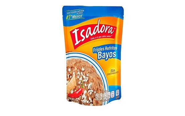 Frijoles Refritos Bayos Isadora (empaque con 430 gramos)