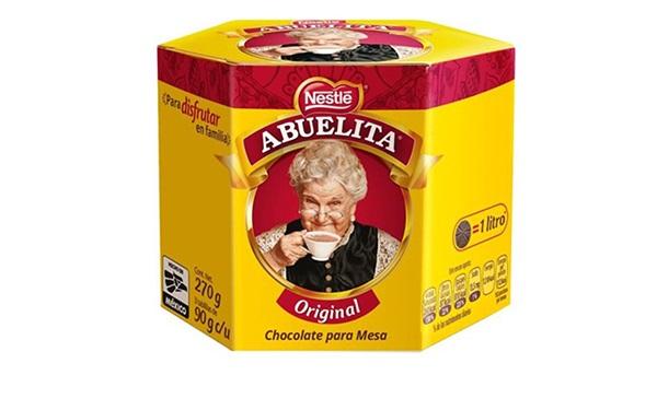 Chocolate Abuelita de Nestlé (caja de 270 gramos)