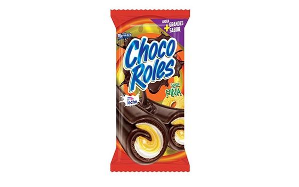 Pastelitos ChocoRoles Marinela (paquete de 100 gramos)