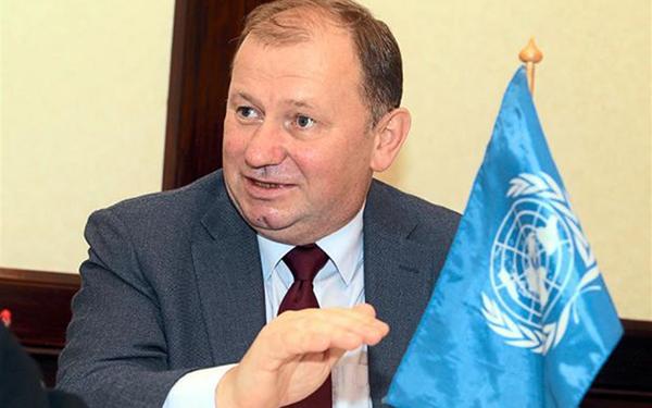 Doctor Dainius Püras, relator especial de las Naciones Unidas sobre el derecho a la salud
