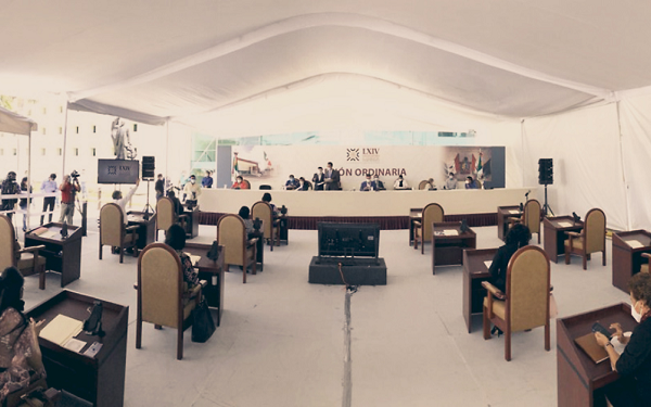 Congreso de Oaxaca LXIV Legislatura