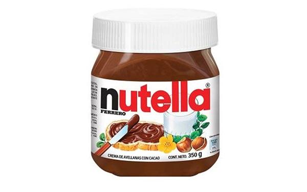 Nutella Ferrero (350 gramos)
