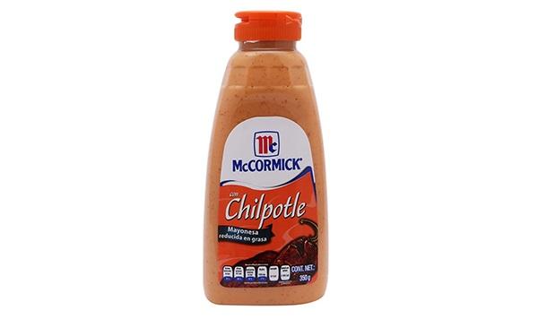 Mayonesa McCormick con chipotle