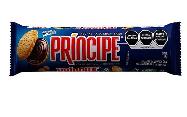 Galletas Príncipe Mariela (paquete con 6 galletas)