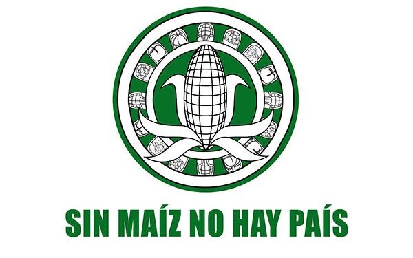 Logo de la Campaña Sin Maíz No Hay País